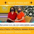 Mária Šárossyová: Absolútna víťazka ankety MAMA ROKA 2020