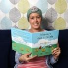 rakovina, ako to povedať deťom, kniha, štvrté štádium rakoviny, sarah west