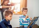 Prihláste dieťa na hudobný nástroj: HUDBA pomáha rozvíjať intelekt aj emócie