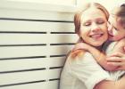 Ako deťom vyjadriť lásku? Dieťa by malo vedieť, ako nám na ňom záleží