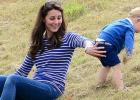 Kate Middleton: Trojnásobná mama si chvíle s deťmi užíva