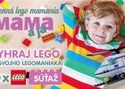 Veľká jesenná LEGO MAMAnia sa skončila: kto sú výhercovia?