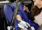 Autosedačka pre bábätko