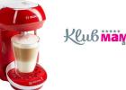 Súťaž pre členky KLUBU Mama a ja: VYHRAJTE tento krásny kávovar