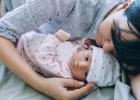skutočný príbeh pôrod