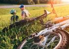 Ukradnutý bicykel