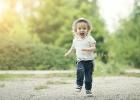 Náročné dieťa je stále v pohybe