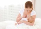 Je správne neprerušiť dojčenie počas mamičkinej choroby?