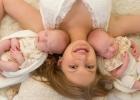 Dojčenie dvojčiat (a viacerčiat)