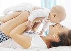 PRVÁ HRAČKA pre bábätko: tvár dospelého