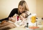 choré dieťa ošetrovanie člena rodiny OČR