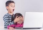 Pozor na školákov: Ako sedieť pri počítači?