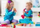 Prví kamaráti: Učiť sa hrať – učiť sa hádať