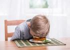 Ako vrátiť dieťaťu chuť do jedla?