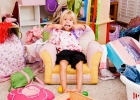 Chaos v detskej izbe. Do akej miery ho deťom tolerujete?