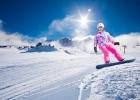 SNOWBOARDING: Surfovanie na snehu