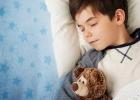 spí vaše dieťa dosť