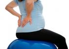 Problémy s bolesťou chrbta počas tehotenstva
