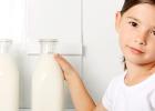 kravske mlieko a alergia dievca