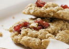 Orechové cookies s ovocím
