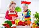 Recepty pre drobcov: zahrejte malé brušká