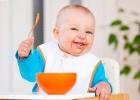 Papáme podľa veku: recepty pre dojčatá v 9. - 12. mesiaci