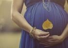 tehuľka, tehotenstvo, depresia, jeseň, prechádzky, imunita