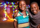 Fotogaléria: Aké Vianoce majú deti vo svete?