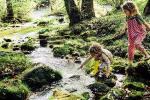 Enviromentálne hry: TIPY, ako sa zahrať s deťmi vonku