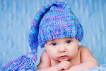 S bábätkom v zime