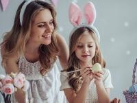 Tvoríme s deťmi: Veľkonočné vajíčka