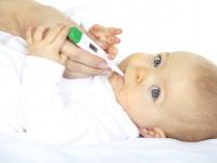 Infekcie vústnej dutine u malých detí