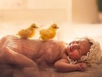 FOTOGALÉRIA: Tieto bábätká vám roztopia srdce
