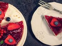 Vegan tip na dnešný deň: Cheesecake