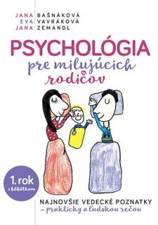 kniha psychologia mama a ja