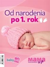 kniha Od narodenia po 1. rok - mama a ja