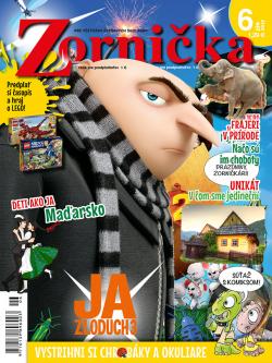 casopis Zornička