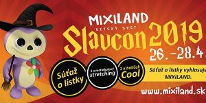 SÚŤAŽ: Vyhrajte lístky na festival SlavCon!