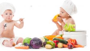 5 tipov, ako si váš drobec obľúbi zeleninu