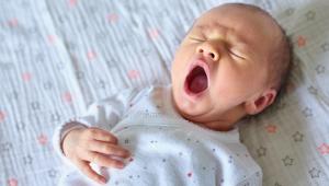 Spánok bábätiek