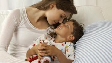 Máte doma choré dieťa? Rozmaznávaním sa uzdraví rýchlejšie!