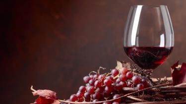 TOTO urobí pohár červeného vána s vašim telom