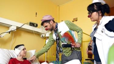 Počas Vianoc bude v akcii vyše 20 zdravotných klaunov