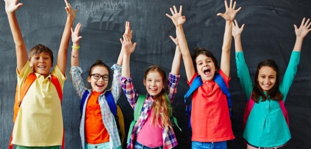 detim prváci, prvák, škola, triedna učiteľka