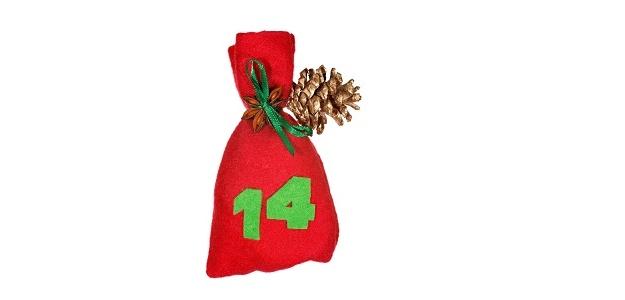 14. december - Vyrábame vianočné pohľadnice