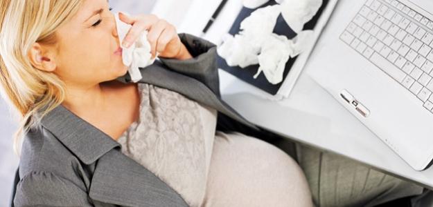 Prasacia chrípka v tehotenstve
