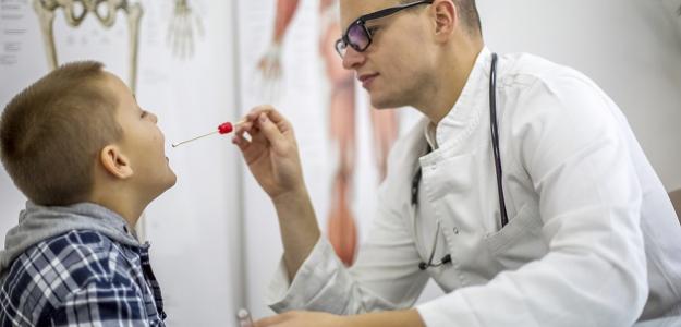 Zväčšené lymfatické uzliny