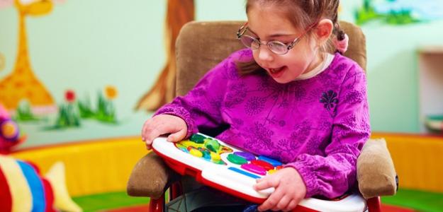 Život s detskou mozgovou obrnou