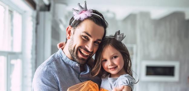 Otcovia a dcéry: Pre princeznú všetko!