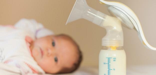 Odsávačka materského mlieka: Zbytočnosť alebo nutnosť?
